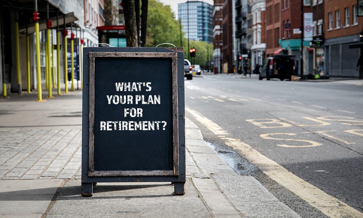 retirement work