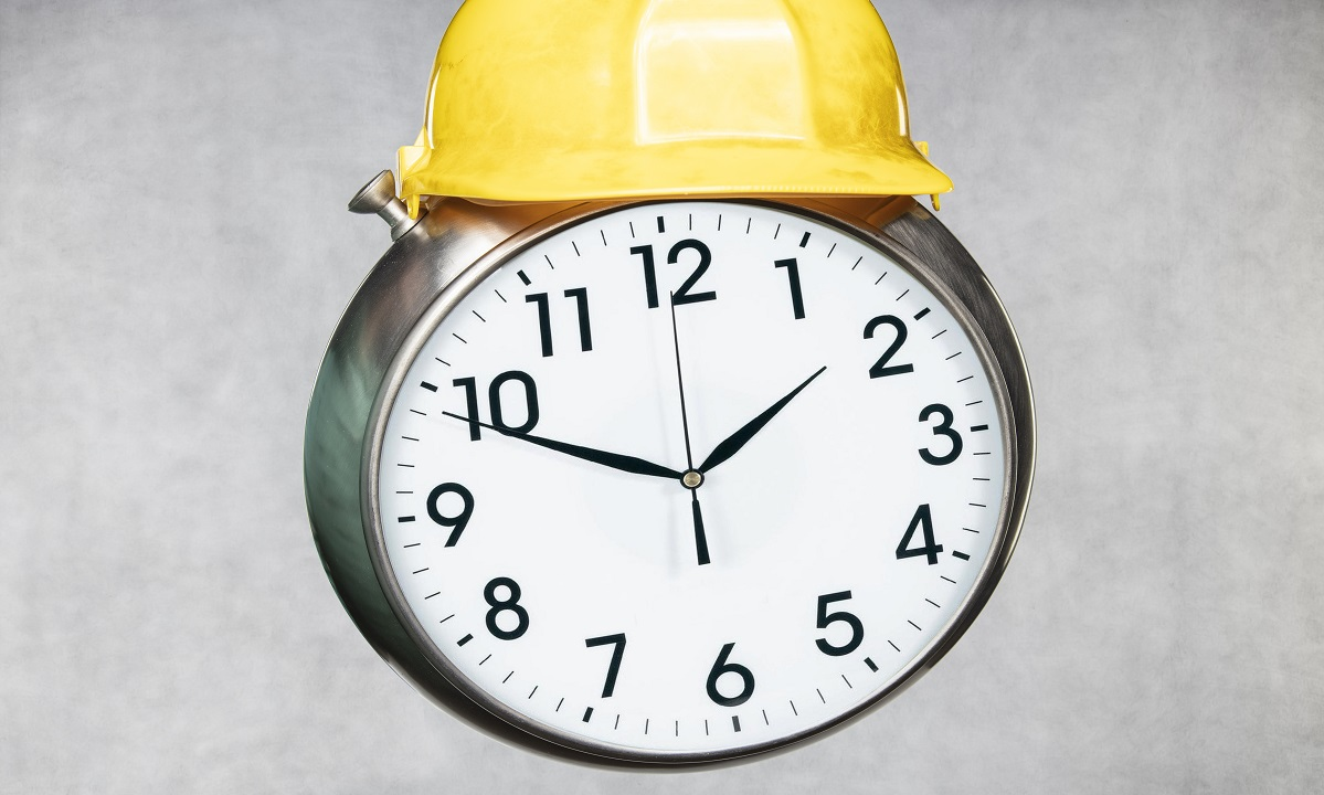 clock construction